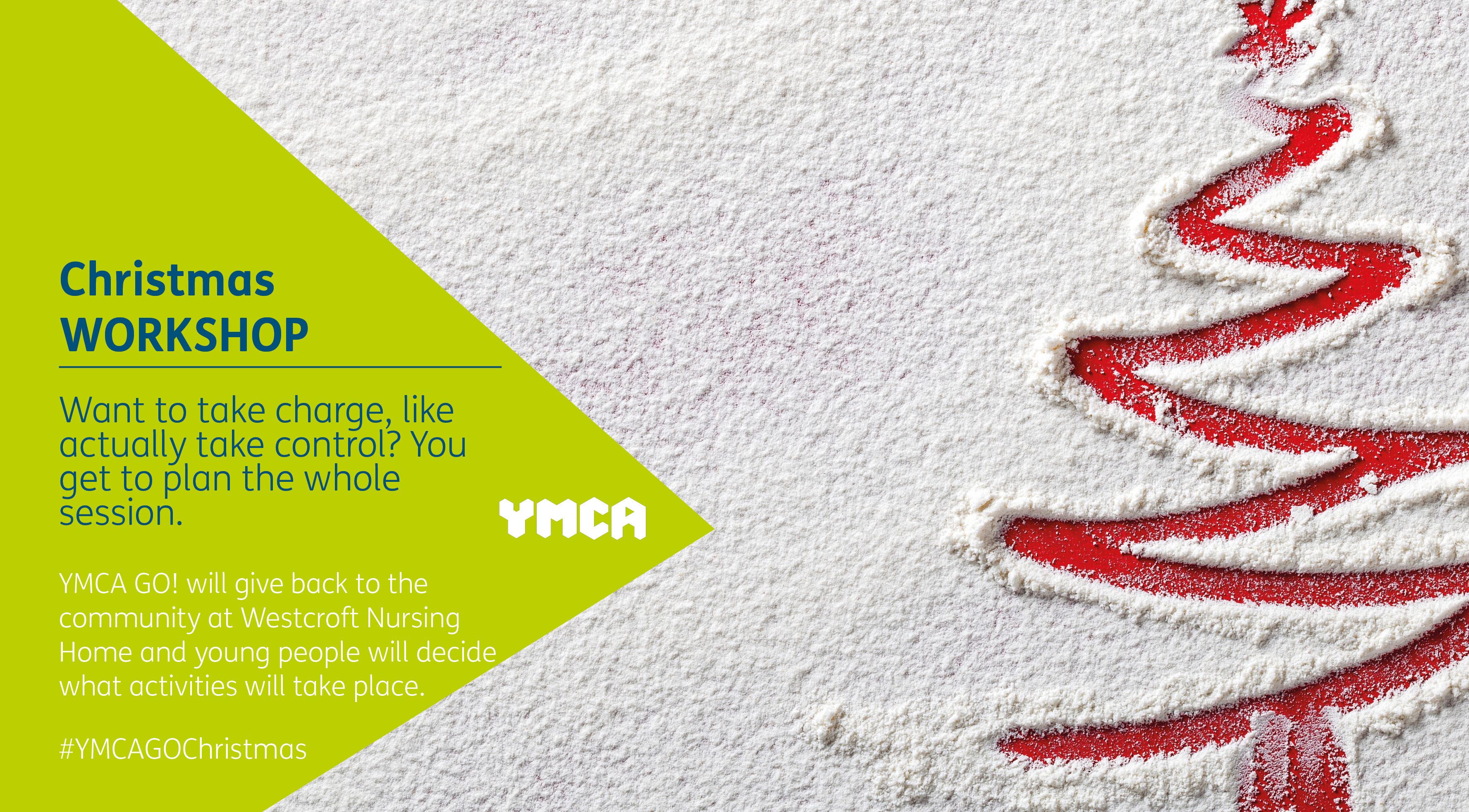 YMCA GO! 12 Days of Christmas | YMCA North Staffordshire