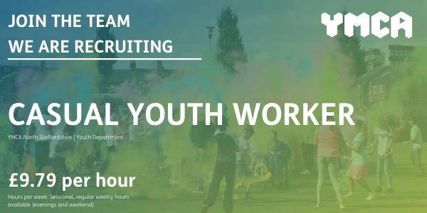 Job Vacancies Ymca North Staffordshire
